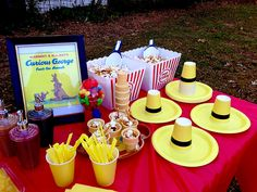 This year for my son's 5 year birthday we had a Curious George themed party in my parent's back yard. They have a lot of land and woods and it was the perfect location for the kind of …
