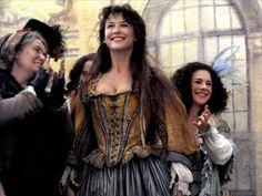 Sophie Marceau as 'Marquise' in film of 1997