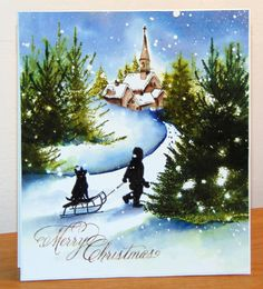 Image result for penny black before the snow cards