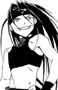 Envy - Fullmetal Alchemist