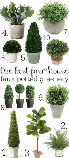 Ikea Haul & The Best Faux Greenery