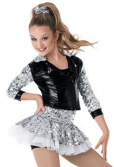 Modern-day dancewear and high-ranked leotards, swing, valve and ballerina trainers, hip-hop garb, lyricaldresses. Pop Star Costumes, Cute Dance Costumes, Hip Hop Costumes, Hip Hop Outfits, Dance Outfits, Ropa Hip Hop, Contemporary Dance Costumes, Dance Shirts, Spandex Dress