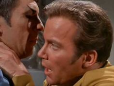 "Star Trek TOS - every time Spock called Kirk ""Jim"""