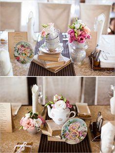 Estilo de Casamento Vintage | Clássico Noivas