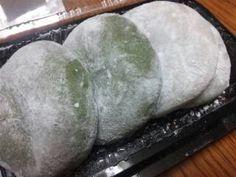 "I ate ""Daifuku"" after a long time."