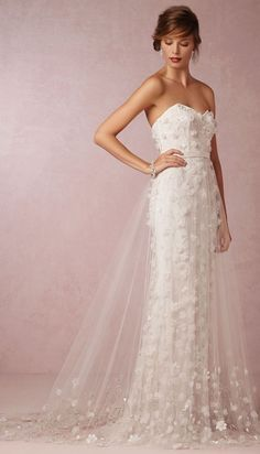 Ava gown by bhldn