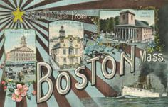 Boston Historic Sites - Included in Freedom Trail tour
