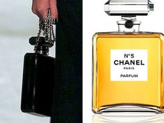 Chanel N°5 Bag Cruise 2014 Collection
