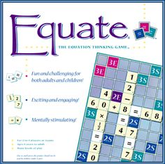 21 Best Math Board Games images in 2014 | Math board games
