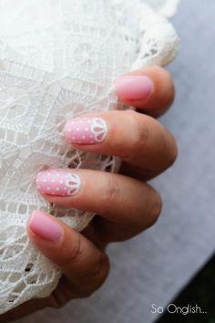 Girly mani… | So Onglish - Le blog