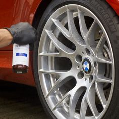 Wheel Wax and Sealant