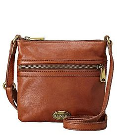 fossil wallet dillards | Fossil Explorer Mini Cross-Body Bag