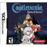 Castlevania Dawn of Sorrow (Video Game)By Konami