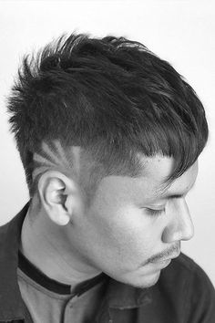 The Gallery Of The Most Stylish And Creative Haircut Designs - Cool Hairstyles For Boys, Best Undercut Hairstyles, Little Boy Hairstyles, Haircuts For Men, Short Haircuts, Hair Designs For Boys, Cool Hair Designs, Undercut Designs, Haircut Designs
