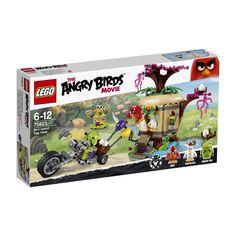 Lego Angry Birds - Bird Island Egg Heist Sonderpreis: http://amzn.to/1q3X71Y