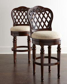 Provencal Grapes Swivel Bar And Counter Stools Furniture
