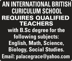 Biology Jobs, Science Biology, Job Ads, Home Jobs, Social Studies, Study, English, Math, School
