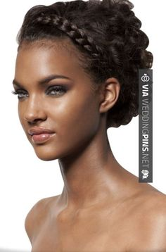 Love this! - Sophistication | CHECK OUT MORE GREAT WEDDING HAIRSTYLES AND WEDDING HAIRSTYLE PICS AT WEDDINGPINS.NET | #weddings #hair #weddinghair #weddinghairstyles #hairstyles #events #forweddings #iloveweddings #romance #beauty #planners #fashion #weddingphotos #weddingpictures