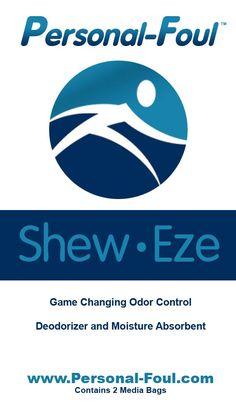 Shew-Eze label