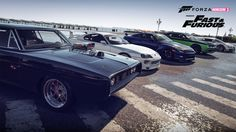 We drive the cars of Furious 7... in Forza Horizon 2 [w/video]