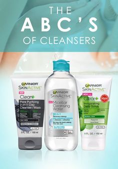 The choices for facial cleansers is crazy!  Lotion or scrub?  Antioxidants or Charcoal?  Micellar Water or Wipes?  Luckily, Garnier SkinActive has them all!  Find out what budget-friendly cleanser is right for your skin type.