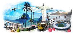 Rio De Janeiro City Tour, Private Tour Rio De Janeiro, What to do in Rio De Janeiro