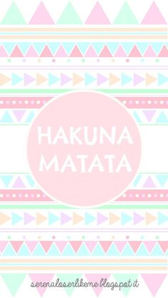 Mostrando Iphone 5 Ethnic Hakuna Matata Wallpaper Homescreen Screensaver by Serenaloserlikeme.png