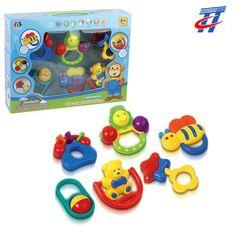 Wholesale baby rattles set |baby bell  1.eco-friendly material   2.EN71, 7P certificate