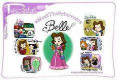 pocket princesses meet the princesses - Buscar con Google