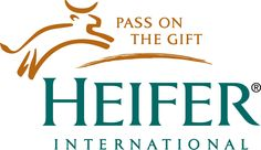 Heifer works with communities by providing families with a source of food to end hunger and poverty and to care for God's earth.    www.heifer.org