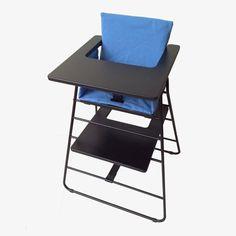 Tower High Chair with Cushion by BudtzBendix | MONOQI