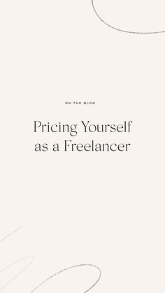 Pricing your services as a freelancer can be tricky, here are some tips. Business Branding, Business Design, Business Marketing, Creative Business, Business Advice, Start Up Business, Online Business, Steve Jobs, Freelance Graphic Design