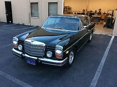 eBay: 1973 Mercedes-Benz 200-Series 1973 Mercedes-Benz 280C Coupe W114 Original Classic Barn Find #classiccars #cars usdeals.rssdata.net
