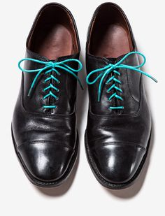 How to Tie Dress Shoes - Criss Cross
