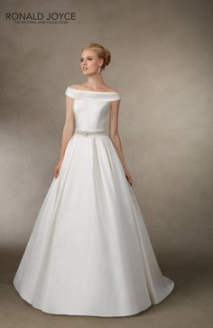 New gown from Ronald Joyce for 2016