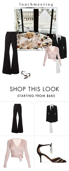 """""""Untitled #2645"""" by amberelb ❤ liked on Polyvore featuring Yang Li, Prabal Gurung, Etro and Aquazzura"""