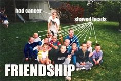 The True Meaning Of Friendship