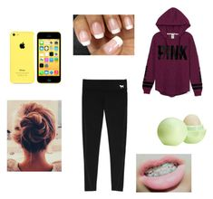 Untitled #63 by sei84 on Polyvore featuring polyvore, beauty, Eos and Victoria's Secret