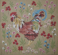 004-A15 Rooster