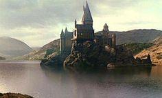 Poudlard, harry potter, chateau, castle, movie, film
