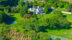7 Acre 14 Bedroom Southampton Compound W Pool And Tennis. 1 Main House (6 bedrooms, 5 bathrooms) Guest House 1 (4 bedrooms, 2 bathrooms) Guest House 2 (4 be...