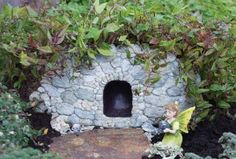 """The Old Cave"" Fairy Home"