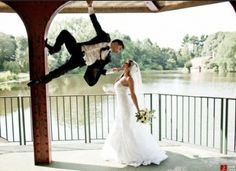 Spider-Man/ marvel wedding.