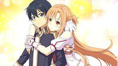 Sao Anime, Manga Anime, Sao Kirito And Asuna, Girls Manga, Sword Art Online Wallpaper, Sword Art Online Kirito, Gun Gale Online, Anime Ships, Animes Wallpapers