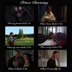 Prince Charming Job Description (LOL)
