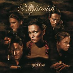NIGHTWISH - Nemo (single cover)