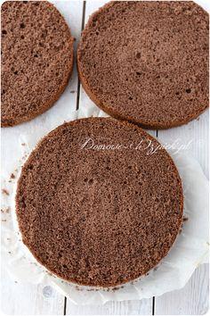 Kakaowy biszkopt genueński