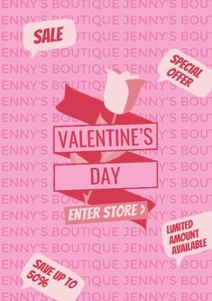 Use Fotor's Valentine's Day Sale Poster template and layout to help you DIY your own design and create outstanding graphic design in a few clicks! With Fotor's powerful online design tool, you can easily customize your own design. Design Maker, Ad Design, Flyer Design, Valentine's Day Poster, Sale Poster, Valentine Poster, Food Poster Design, Barbarella, Valentines Design