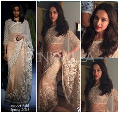 Yay or Nay : Deepika Padukone in Vineet Bahl