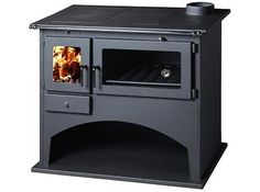 Wood #burning cooking #stove oven fireplace cooker #solid fuel log burner 9kw vik, View more on the LINK: http://www.zeppy.io/product/gb/2/262128164053/